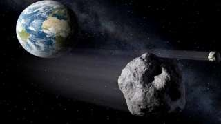 Астероиды могли стать источниками воды на Земле