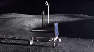 NASA закрыло проект по созданию лунохода