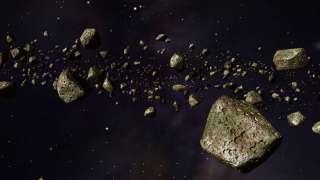 Миллионы незамеченных астероидов представляют угрозу для Земли