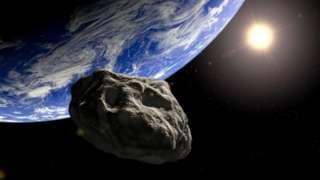 Опасный для человечества астероид пролетел возле Земли