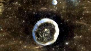 Уфолог обнаружил легендарную Атлантиду на Луне