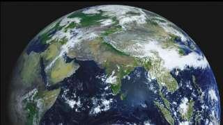 Учёные рассказали, какой была бы Земля при вращении в обратном направлении