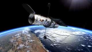 NASA хочет изобрести телескоп, который будет собираться без помощи человека