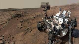"""NASA отправит """"робота-геолога"""" на Марс"""