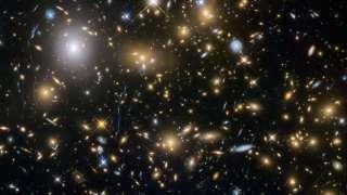 Через 1,5 миллиарда лет после Большого взрыва во Вселенной произошло слияние 14 галактик