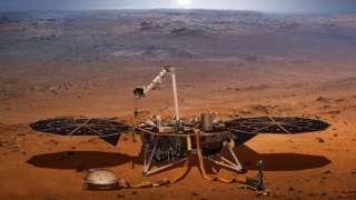 NASA отправило к Марсу миссию InSight