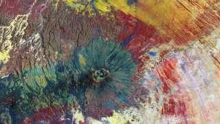 Древний вулкан Эми-Куси сняли из космоса