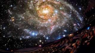 Звучание Млечного пути похоже на джаз