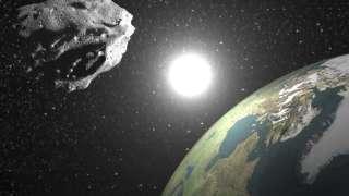 9 мая возле Земли пролетит большой астероид 2008 TZ3