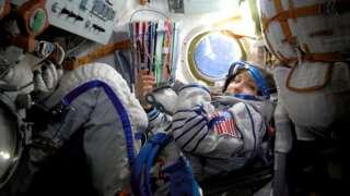 Россияне попали в список кандидатов на туристический полёт к МКС