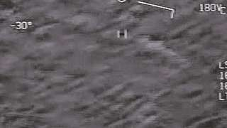Военные США рассекретили погоню американского бомбардировщика за НЛО