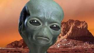 Ученые нашли доказательство того, что пришельцы из Марса высадились на Земле
