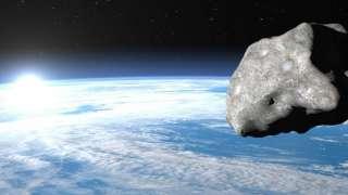Накануне чемпионата мира по футболу мимо Земли пролетит астероид размером со стадион