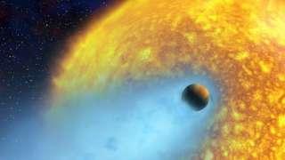 """О существовании """"горячих Юпитеров"""" знали ещё в 1952 году"""