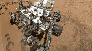 NASA тестирует новую буровую установку для марсохода Curiosity