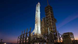 SpaceX перенесла на другой день запуск ракеты-носителя Falcon 9 со спутниками связи на борту
