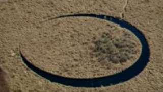 Вращающийся остров в Аргентине может быть инопланетной базой