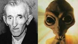 Гениальный ученый Никола Тесла слышал разговор инопланетных существ