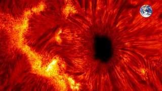 Специалисты сообщили о росте солнечной активности в ближайшее время
