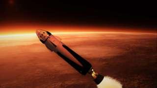 Взаимоотношения людей во время полёта к Марсу станут важнейшим аспектом в реализации миссии