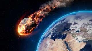 Учёные: Падение крупного астероида вызвало на Земле потепление продолжительностью 100 тысяч лет