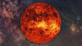 Ученые полагают, что в облаках Венеры может существовать жизнь