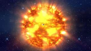 В случае взрыва звезды Бетельгейзе Земля лишится всей воды