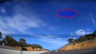 Австралиец два раза за день стал свидетелем сверхбыстрого НЛО