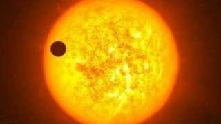 Уфологи обнаружили рядом с Солнцем объект, размеры которого превышают Юпитер