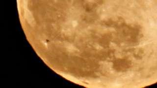 На Луне нашли гигантскую пирамиду