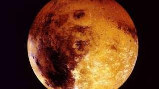 На Марсе найдены органические соединения, которые могут быть доказательством существования жизни