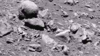 Уфолог обнаружил на поверхности Марса останки гуманоида