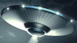 Рядом с британской военной базой был замечен НЛО