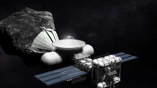 Бизнесмены собираются заработать $700 квинтиллионов, добывая золото на астероидах