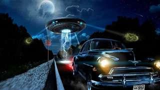 Топ-5 появлений НЛО, снятых автомобильными регистраторами