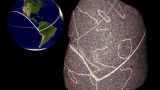 На древнейшем глобусе найден неизвестный науке материк