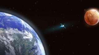 NASA: Люди отправятся на Марс в 2040 году