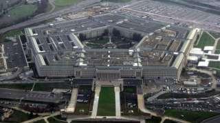 Пентагон выступил с заявлением по поводу появления НЛО над Вашингтоном