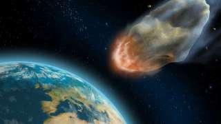 Упавший в Китае метеорит оказался старше Солнца
