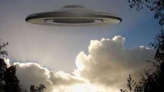 Американцы снова заметили инопланетный НЛО рядом с военной базой в Аризоне