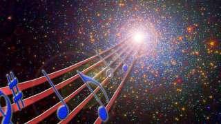 Танцевальную музыку отправили в космос