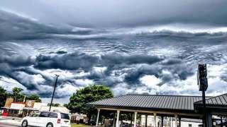 В США появились пугающие облака