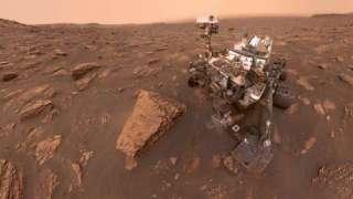 Найденные следы органики вызвали большой спор по поводу обитаемости Марса