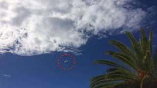 На острове Пасхи заметили два НЛО