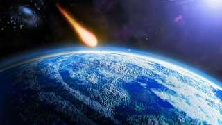 В Тихом океане ищут фрагменты гигантского метеорита, упавшего весной