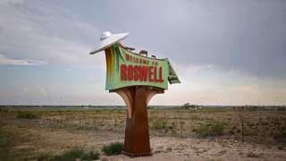 В Розуэлле знаменитое место, где упал НЛО, теперь можно посещать за деньги
