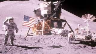 Астронавты рассказали, что мешает человечеству вернуться на Луну