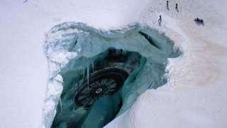Уфологи предоставили доказательства присутствия инопланетян в Арктике и Антарктике
