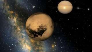 Ученые пытаются отыскать инопланетную жизнь на спутнике Сатурна