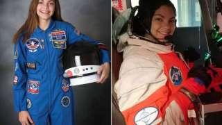 Алисса Карсон поразила Интернет желанием стать первым человеком на Марсе